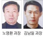기획감사실장 노영환 과장 경제개발국장 김남일 과장
