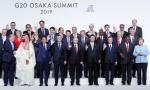 G20 정상들, 기념촬영