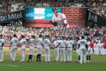 MLB 양키스-보스턴, 역사적인 유럽 첫 경기서 기록 양산