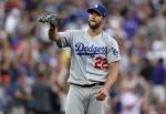커쇼도 7이닝 5실점…MLB 다저스, 쿠어스필드서 2연패