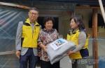 화암면지역사회보장협의체, 소외계층 냉방용품 지원