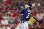 옐리치 30홈런 선착…MLB 월간 홈런 1천142개 신기록