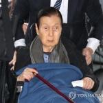 """롯데 신격호, 이사 후 건강 악화…""""아산병원 입원"""""""