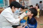 인제 어린이 충치예방사업