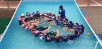 삼척초 생존수영 교육