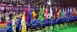 태권 종주도시 선포 세계축제 개막