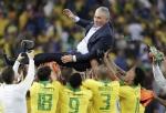 브라질, 페루 꺾고 9번째 코파 우승…제주스 도움·결승골·퇴장