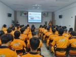 양구소방서 직무수행능력강화교육