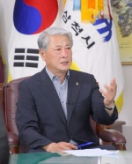 """""""대한민국 최고 명품도시 건설 온힘"""""""