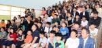 전국최초 공립대안학교 노천초교 개교식