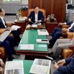 최 지사, 국회 찾아 동해안 산불 관련 추경 협조요청