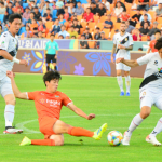 강원FC, 경남에 2-1 역전승… 7경기 연속 무패 행진