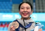 [광주세계수영] 김수지, 한국다이빙 사상 첫 메달…여자 1m 동메달