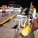 삼척서 승용차가 보행자 3명 들이받아…1명 사망·2명 중상