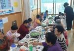 정선 따뜻한 밥상 나눔 행사