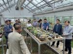 도의회 경제건설위 정선 야생화마을 방문