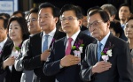 文대통령-5당 대표 내일 회동…對일본 합의문 발표 주목