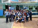 속초 동명동 통장협 물가안정 캠페인