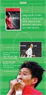 손흥민이 '축구를 하며 생각한 것들'