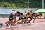 전국 육상 중·고교 대회 정선 개최