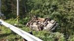 삼척서 승합차 전복사고로 4명 사망·9명 중경상