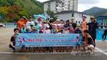 한전 강원본부 지역아동센터 여름캠프 물놀이 지원 봉사