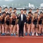 배문중고 육상팀 27년 우정의 전지훈련