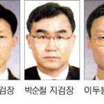 춘천지검장에 박성진 차장검사 임명