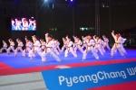 57개국 태권도인 평화도시 평창서 축제 한마당