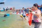 고성 봉포해변 오징어·조개잡이 체험행사