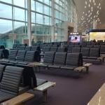 썰렁한 인천 국제공항 나고야행 탑승장