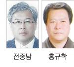 [명예퇴임] 전종남  정선군 행정과장·홍규학  산림과장