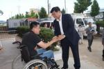동해시장 장애인복지시설 방문