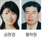심현경 우수상·황하원 장려상