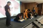 평창소방서 응급처치 교육