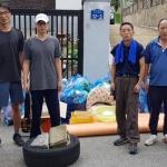 해오름봉사회 주거환경개선 활동