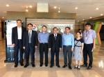 중국 웨이팡시 바이오산업진흥원 방문