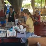 강남의료재단 의료봉사