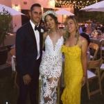 재미교포 골퍼 미셸 위 결혼…NBA 선수 커리 등 하객으로 참석