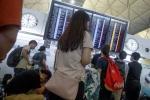 시위대 점거로 폐쇄됐던 홍콩공항 정상운영 재개