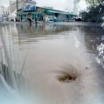 강원 낮 36도 폭염…태풍 크로사 영향 영동 모레까지 250㎜