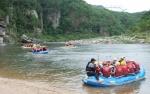 철원한탄강 DMZ래프팅축제 결승전