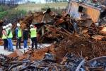 속초·고성산불비대위-한전, 산불 피해조사 협력 합의