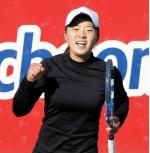 양구출신 김나리 ITF 황산대회 여자복식 우승