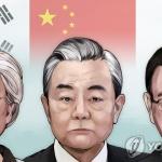 한중일 외교장관 오늘 베이징 회동…한일갈등 변곡점 주목