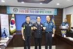 김재규 강원경찰청장 평창 방문