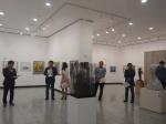 도 교원 미술교육연구 발표전 개막