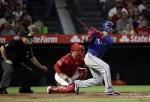 추신수, 안타 없이 볼넷만 2개…MLB 텍사스 연패 탈출