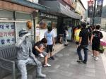 옛 광부 생활체험 철암탄광역사촌 '인기'