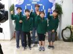 도 어린이 바둑대표팀, 전국 대회 4강 진출
